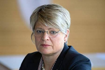 Gundula Roßbach, Präsidentin der Deutschen Rentenversicherung Bund. Foto: Soeren Stache/dpa-Zentralbild/dpa