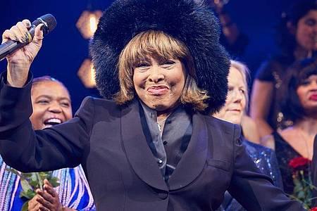 Tina Turner hat nun ihre Songrechte verkauft. (Archivbild). Foto: Georg Wendt/dpa