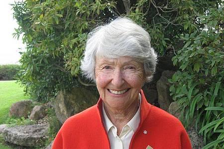 Sie war eine der bedeutendsten Landschaftsarchitektinnen:Cornelia Hahn Oberlander. Foto: Susan Cohen/Curtesy The Cultural Landscape Foundation/dpa