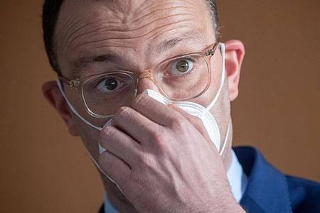 Bundesgesundheitsminister Jens Spahn (CDU) ist nicht grundsätzlich gegen das 2G-Modell. Foto: Stefan Sauer/dpa