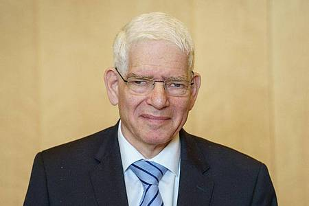 Der Präsident des Zentralrates der Juden in Deutschland, Josef Schuster. Foto: Frank Rumpenhorst/dpa