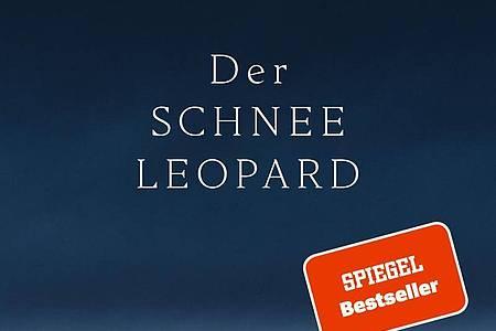 Bestseller aus Frankreich: «Der Schneeleopard» von Sylvain Tesson. Foto: Rowohlt/dpa