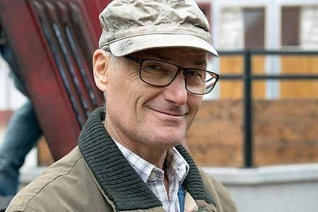Peter Schell ist nach schwerer Krankeheit im Alter von 64 Jahren verstorben. Foto: Alexander Kluge/SWR/dpa