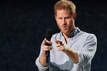 Der britische Prinz Harry will nicht mehr unter ständiger Beobachtung stehen. Foto: Jordan Strauss/Invision/AP/dpa