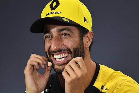 Fährt ab der Saison 2021 für McLaren: Daniel Ricciardo. Foto: --/XinHua/dpa