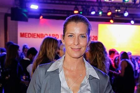 Schauspielerin mit handwerklichem Geschick:Valerie Niehaus. Foto: Gerald Matzka/dpa-Zentralbild/dpa
