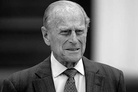 Prinz Philip, Herzog von Edinburgh, ist tot. Foto: Michael Kappeler/dpa