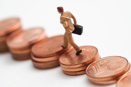 Einen gesetzlichen Anspruch auf mehr Gehalt gibt es nur in bestimmten Ausnahmefällen. Foto: Andrea Warnecke/dpa-tmn