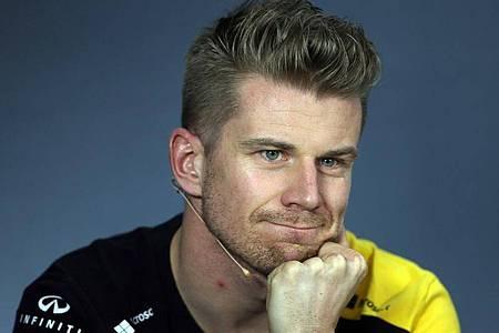 Nico Hülkenberg kann sich ein Comeback auch außerhalb der Formel 1 vorstellen. Foto: Photo4/Lapresse/Lapresse via ZUMA Press/dpa