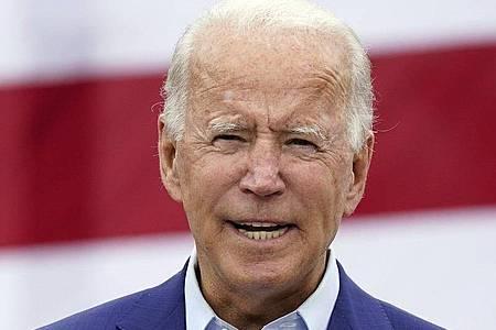 Joe Biden sorgt sich um die Beziehungen der USA mit vielen Nato-Verbündeten. Foto: Patrick Semansky/AP/dpa