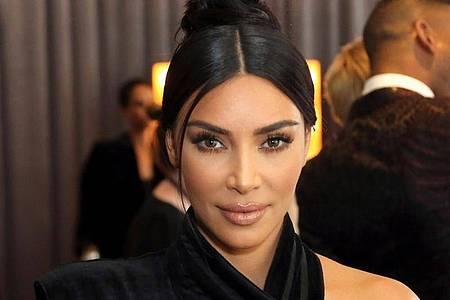 Kim Kardashian lässt sich zur Anwältin ausbilden. Foto: Willy Sanjuan/Invision/AP/dpa
