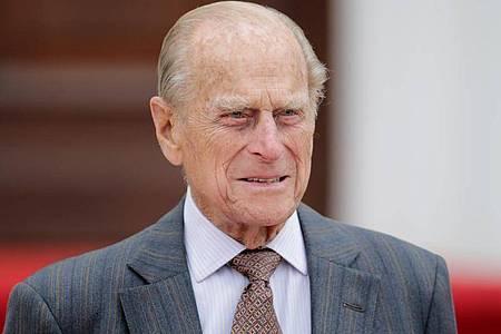 Prinz Philip ist am 9. April im Alter von 99 Jahren gestorben. Foto: Michael Kappeler/dpa