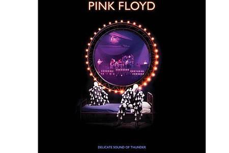 Groß auf Tour - und groß neu aufgelegt: «Delicate Sound Of Thunder» von Pink Floyd. Foto: Warner Music/dpa