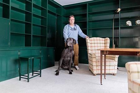 Eigentümer Guido Arends wehrte sich gegen die Aufnahme seines Hauses in die Denkmalliste. Foto: Rolf Vennenbernd/dpa