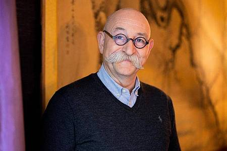 Der Koch und Moderator Horst Lichter im Savoy Hotel in Köln. Foto: Rolf Vennenbernd/dpa