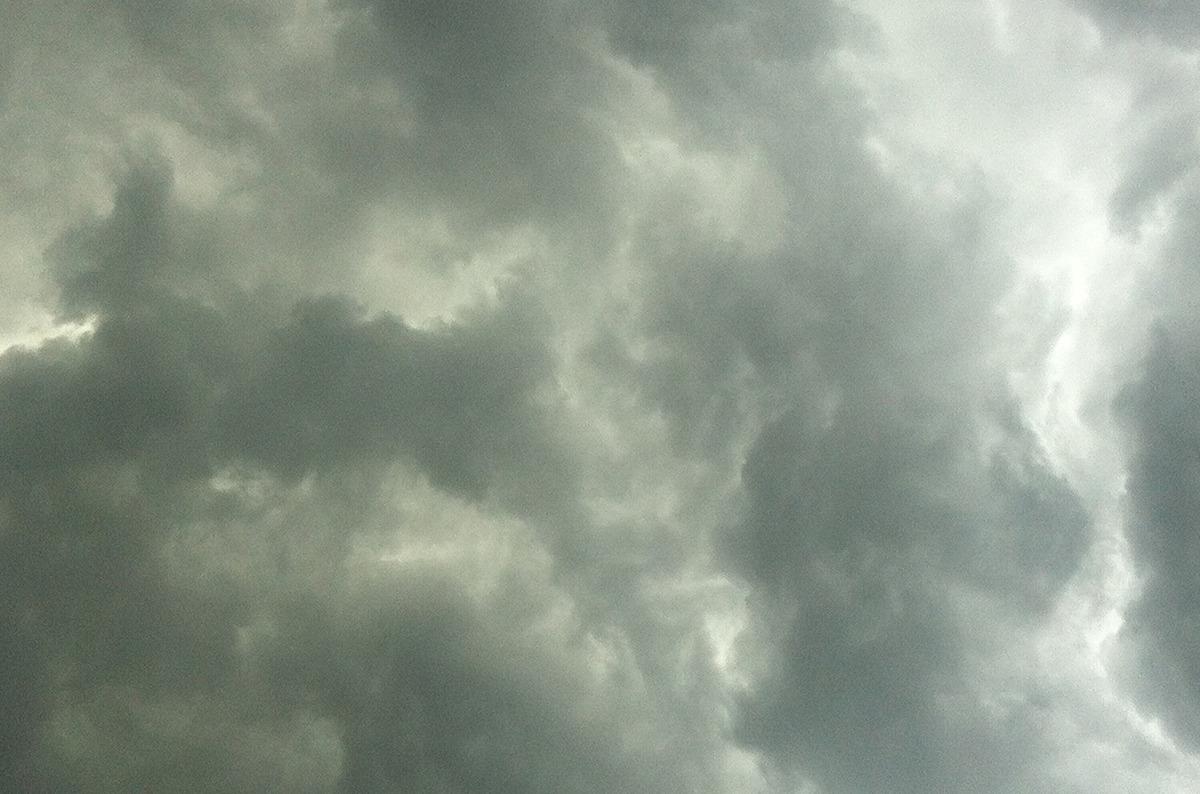 Wolken Unwetter Himmel