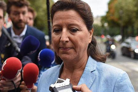 Gegen die frühere Gesundheitsministerin Agnès Buzyn wird ermittelt. Foto: Lucas Barioulet/AFP/dpa