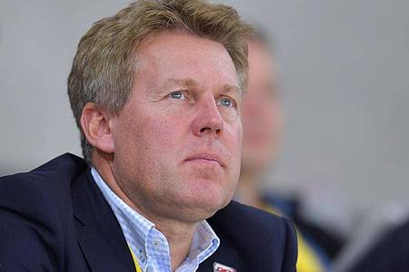 Geschäftsführer der Deutschen Eishockey Liga: Gernot Tripcke. Foto: Uwe Anspach/dpa