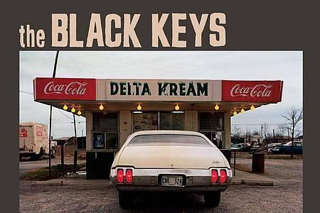 Cover des Albums «Delta Kream» von The Black Keys. Foto: --/Nonesuch/Warner Music/dpa