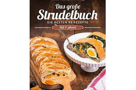 Irmtraud Weishaupt-Orthofer (Hrsg.): Das große Strudelbuch. Die besten 88 Rezepte. Leopold Stocker Verlag, 128 Seiten, 14,95 Euro, ISBN 978-3-7020-1597-8. Foto: Leopold Stocker Verlag/dpa-tmn