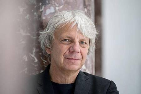 Andreas Dresen bekommt Theodor-Heuss-Preis verliehen. Foto: Marijan Murat/dpa
