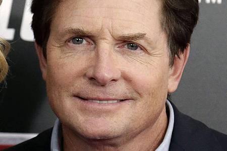 Hat keine Lust auf die klischeehaften Darstellungen von Menschen mit Behinderungen:Michael J. Fox. Foto: picture alliance / Jason Szenes/EPA/dpa