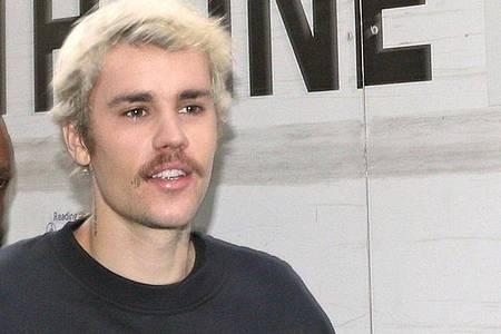 Mit 21 Jahren war Justin Bieber zuletzt bei denMTV Video Music Awards. Foto: Yui Mok/PA Wire/dpa