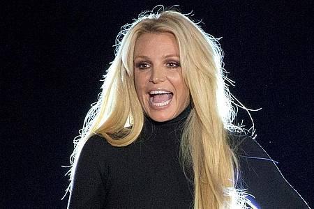 Britney Spears hat viel Unterstützung erfahren. Foto: Steve Marcus/Las Vegas Sun/dpa