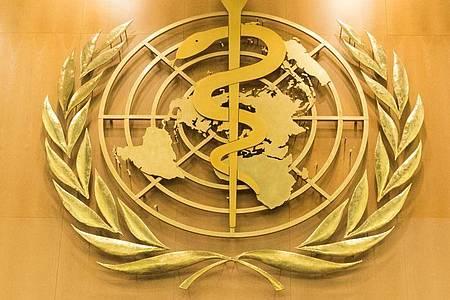 Die WHO weist auf Impfstoff-Versorungslücken inAfrika hin. Foto: Peter Klaunzer/KEYSTONE/dpa/Symbolbild