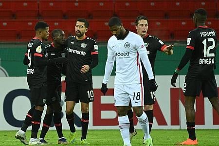 Für Bayer Leverkusen soll in dieser Saison möglichst ein Titel her. Foto: Ina Fassbender/AFP-Pool/dpa