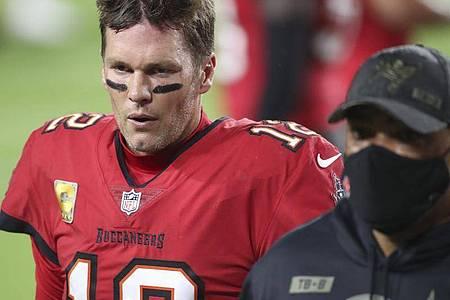 Dass Tom Brady in den NFL-Playoffs dabei ist, ist ein gewohntes Bild. Foto: Dirk Shadd/TNS via ZUMA Wire/dpa