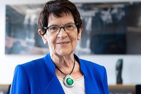 Die frühere Bundestagspräsidentin Rita Süssmuth. Foto: Bernd von Jutrczenka/dpa