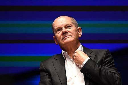 Olaf Scholz wird auch für seine Reaktion auf die Durchsuchung kritisisert. Foto: Britta Pedersen/dpa-Zentralbild/dpa