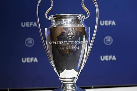 Die Endrunde der Champions League findet in Lissabon statt. Foto: Salvatore Di Nolfi/KEYSTONE/dpa