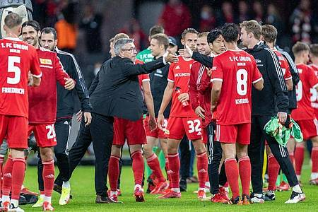 In der Conference League bekommt es mit namhaften Gegnern zu tun. Foto: Andreas Gora/dpa