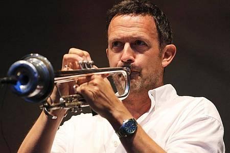 Trompeter Till Brönner wird 50. Foto: Peter Gercke/dpa-Zentralbild/dpa