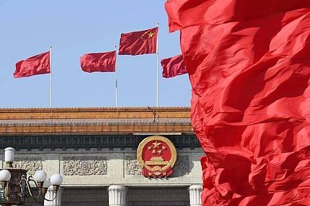 Egal ob Menschenrechte oder die Souveränität Taiwans - Kritik aus dem Ausland wird in China nicht gern gehört. Foto: Yang Zongyou/xinhua/dpa