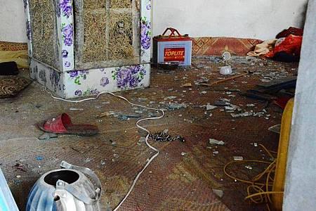 Zerstörung nach einem US-Luftangriff in Kabul. Symbolbild. Foto: -/XinHua/dpa