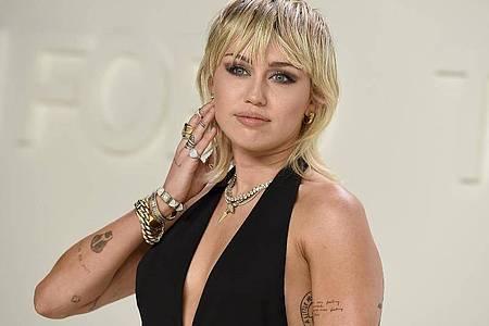 Miley Cyrus will nichts geschenkt. Foto: Jordan Strauss/Invision/AP/dpa