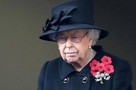 Königin Elizabeth II. stimmte dem Ratifizierungsgesetz des britischen Premierministers zu. Foto: Chris Jackson/PA Wire/dpa