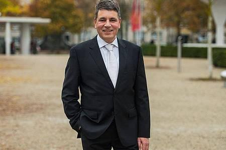 Der Schriftsteller Marcel Beyer wird mit dem Peter-Huchel-Preis 2021 ausgezeichnet. Foto: picture alliance / dpa