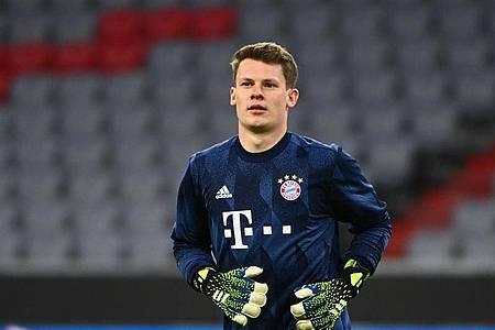 Torwart Alexander Nübel ersetzte den kranken Manuel Neuer. Foto: Sven Hoppe/dpa
