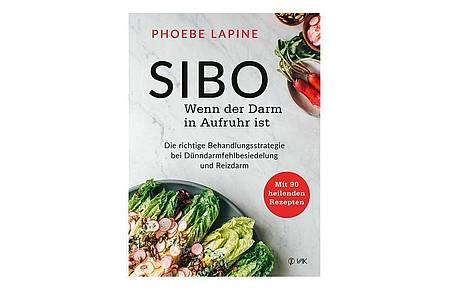 «SIBO - Wenn der Darm in Aufruhr ist» von Phoebe Lapine, VAK-Verlag, 352 Seiten, 28 Euro, ISBN978-3867312462. Erscheinungsdatum ist voraussichtlich Ende Juni. Foto: Haley Hunt Davis/VAK Verlag/dpa-tmn