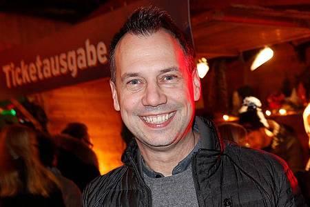 Autor Sebastian Fitzek freut sich über Nachwuchs. Foto: Gerald Matzka/dpa
