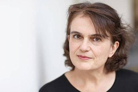 Iris Hanika ist für ihren Roman «Echos Kammern» mit dem Preis der Leipziger Buchmesse ausgezeichnet worden. Foto: Alberto Novelli?/Villa Massimo/dpa