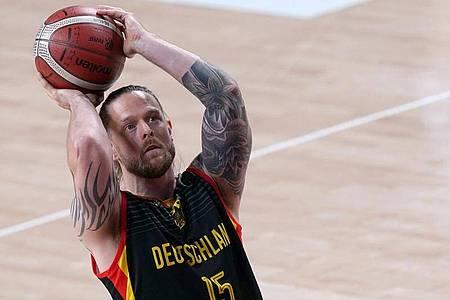 Der gebürtige Engländer Joseph Bestwick spielt nun für Deutschland. Foto: Marcus Brandt/dpa