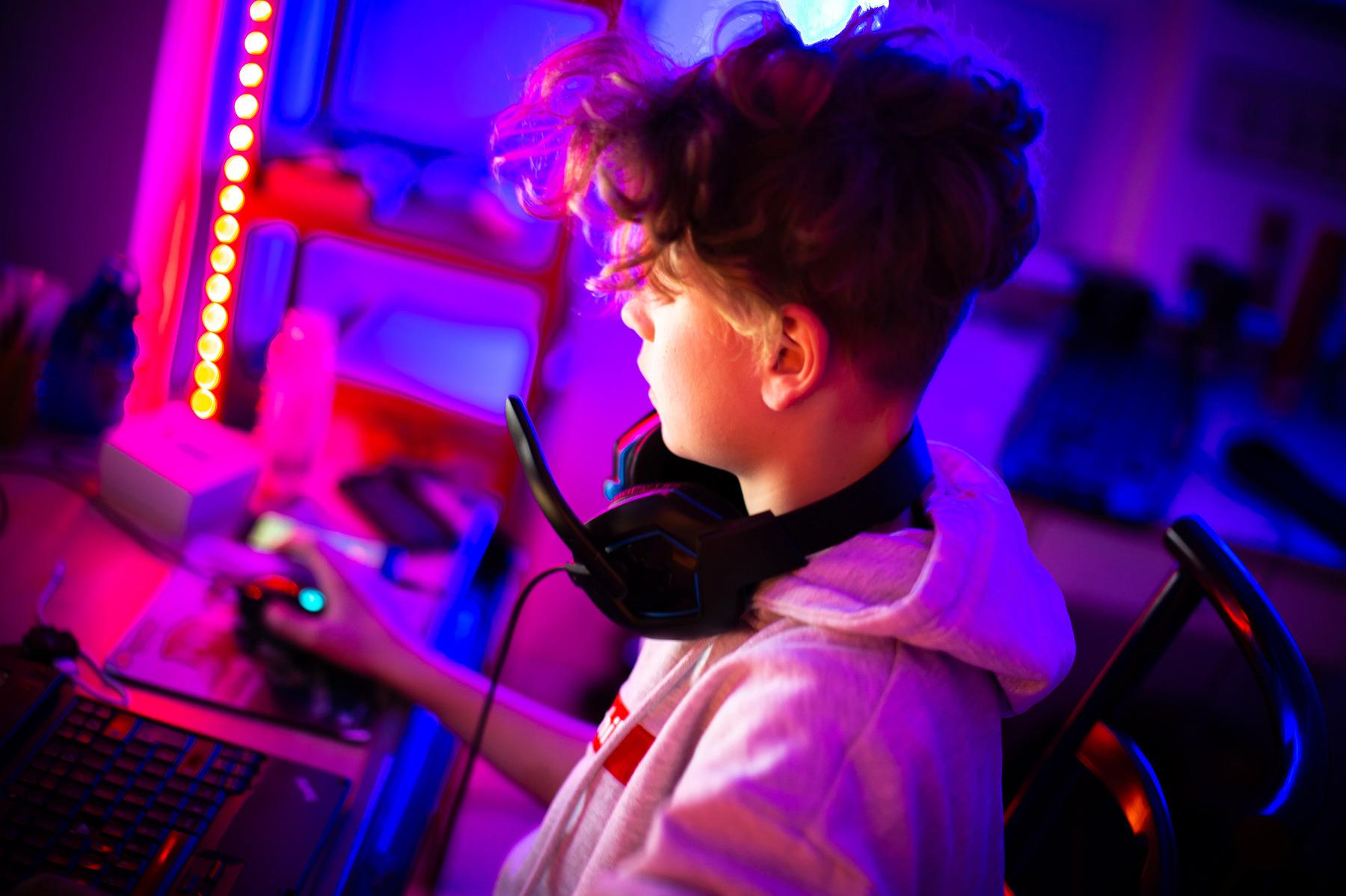 Kinder werden im Netz zum Opfer von Cybergrooming