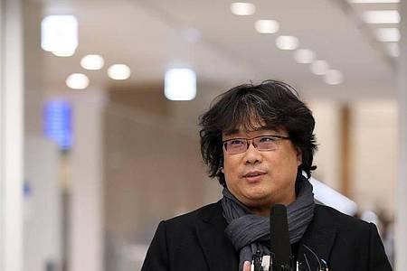 Der südkoreanische Regisseur Bong Joon Ho wird Kopf der Jury des Filmfests von Venedig. Foto: -/YNA/dpa
