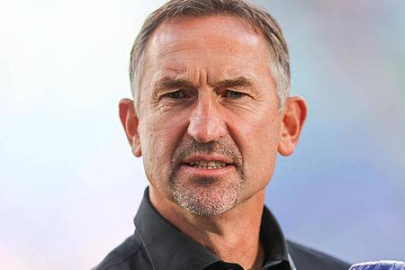 Muss als Trainer beim FSV Mainz 05 gehen: Achim Beierlorzer. Foto: Jan Woitas/dpa-Zentralbild/dpa