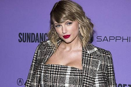 Taylor Swift hat ihr Album «Fearless» neu aufgenommen. Foto: Charles Sykes/Invision/AP/dpa